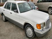1986 mercedes-benz Mercedes-Benz 400-Series Base Sedan 4-Door